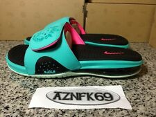 Nike Air Lebron Slide 8 9 Pre heat South Beach sandals max 7 10 11 12 13 Rare