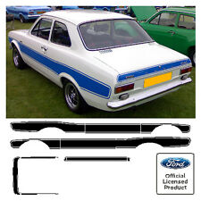 Ford Escort Mk1 RS2000 Stripe Kit Decals Stickers RS 2K AVO Stripes RS 2000