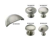 Amerock Satin Nickel Drawer Cabinet Hardware Knobs & Bin Pulls