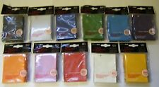 60 x Ultra Pro Deck Protectors Small Size Card Sleeves 10 Colours Yu Gi Oh NEW
