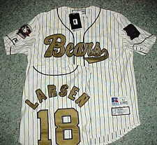 NEW YORK YANKEES DON LARSEN 1955 DENVER BEARS THROWBACK BASEBALL JERSEY