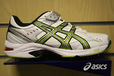 *NEW* ASICS GEL SPEED MENACE 2 CRICKET SHOES / BOWLING BOOTS / SPIKES