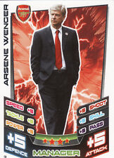 Match Attax 12/13 Arsenal Cards Pick Your Own From List