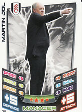 Match Attax 12/13 Fulham Cards Pick Your Own From List