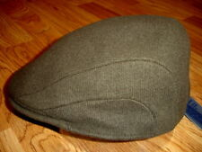 Mens Classic  Kangol  Wool  507  Ivy  Cap  Color  Dark Olive Green
