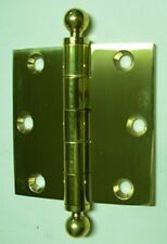 screen storm door 3 x 3 ball tipped hinges many hard to find finishes