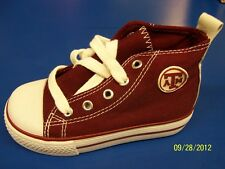Texas A&M University Aggies Maroon Triple T Footwear Toddler Child Shoes