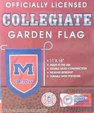 College Garden Flag from Bobby Edwards Enterprises (SEE UNIVERSITY SELECTION)