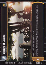 Star Wars Attack Of The Clones Trading Cards Pick From List 118 To 144