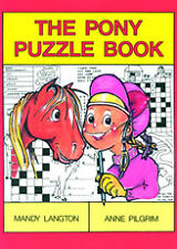 The Pony Puzzle Book  - Great for children - Horsey Activities