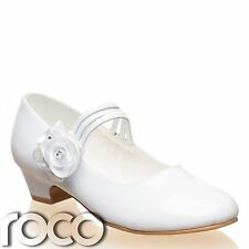 Girls White Shoes, Communion Shoes, Prom Shoes, Flower Girl Shoes, Kids Shoes