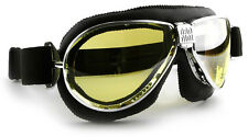 NEW NANNINI TT Classic Italian Motorcycle Goggles FREE SHIPPING Cafe Racer RACE