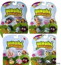 Moshi Monsters Collectible Puzzle Erasers - dismantle and re-make - NEW