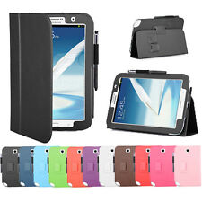 2 Fold Leather Flip Case Cover Stand for Samsung Galaxy Note 8.0 N5100 N5110