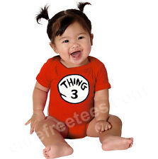 THING SHIRTS 1 2 3 4 5 6  or Personalized CUSTOM NAMES TShirt Tees *ALL SIZES*
