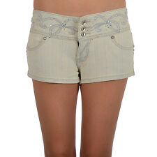 Future Generation Womens Ladies Denim Jean Shorts Hot Pants