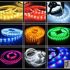 5M 150/300 LED 3528/5050 SMD RGB WATERPROOF Ceiling Light Xmas Outdoor UK 9color
