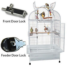 KINGS CAGES SLT 4032 / GC64032 LARGE TRIPLE TOP PARROT CAGE bird toy toys macaws