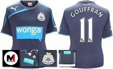 *13 / 14 - PUMA ; NEWCASTLE UTD AWAY SHIRT SS / GOUFFRAN 11 = KIDS SIZE*