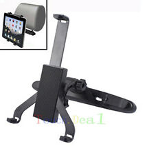 "BACK Seat Headrest Car Mount CRADLE Holder for PC Tablet Ebook Reader 7"" 7in NEW"