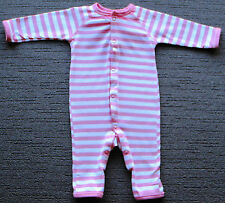 Bonds Stretchies Baby Romper Coverall Bodysuit  sizes 00 0 (56B45)