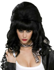 Rockabilly Babe Wig Amy Winehouse Retro Pinup Halloween Adult Costume Accessory