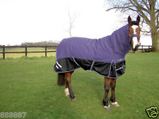 GEE TAC HORSE RUG TURNOUT COMBO MEADIUM WEIGHT 1200D  RIPSTOP   ALL SIZES