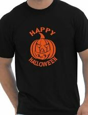 Halloween Pumpkin Fancy Dress Mens T-Shirt  Size S-XXL