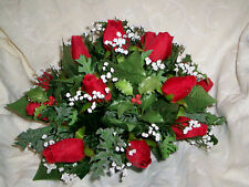 Custom Made Centerpieces, Round~Oblong~Any Style~Color~Design~5-14 Blooms @ Item