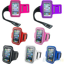 NW Hot Running Gym Sports Washable Armband Case Cover For Apple iPhone 5 5G BC4U