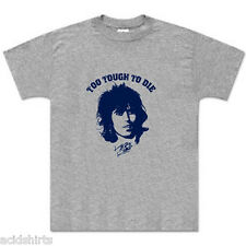 Keith Richards Too Tough To Die music t-shirt New size S M L XL XXL Gray