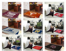 Choose Your NCAA College N-Z Team 4' x 6' Decorative Plush Area Rug Floor Mat