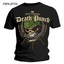 Official T Shirt FIVE FINGER DEATH PUNCH Warhead USA