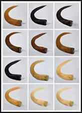 "Full Head 100S Indian Remy 24"" Silicone Loop Human Hair Extensions,1g/s,100g"