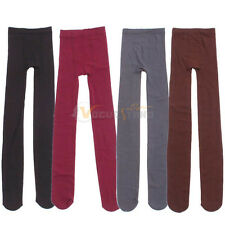 Fashion Women's Winter Thick Warm Tights Leggings Pants Slim Stretch Footed