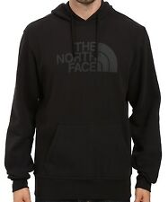 New THE NORTH FACE Half Dome Hoodie Sweatshirt Mens black/white