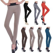 Sexy Women Girl Cotton Tights Pants 7 Candy Colors S/M/L Wholesale Lots