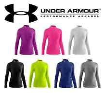 Ladies Under Armour Coldgear® Long Sleeve Compression Mock - 122816