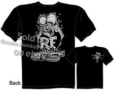 Rat Fink T shirt Big Daddy Ed Roth Ratfink Tee, Sz M L XL 2XL 3XL Quality, New