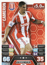 Match Attax 13/14 Stoke & Sunderland Cards Pick Your Own From List