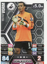Match Attax 13/14 Swansea & Tottenham Cards Pick Your Own From List