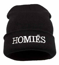 HOMIES  BEANIE HAT Fresh Dope ASAP ROCKY TYLER THE CREATOR DRAKE HIPHOP SnapBack