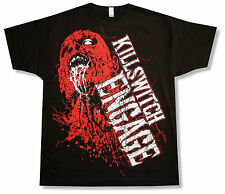 """KILLSWITCH ENGAGE """"BURIED ALIVE"""" BLACK T-SHIRT NEW OFFICIAL ADULT BAND KSE"""