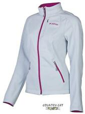 Klim 2014 Women's Gore Windstopper Windproof Soft Shell Whistler Jacket - Silver