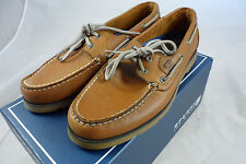 Mens Sperry Leeward Sahara Boat Shoe - NEW WITH DEFECTS!!!