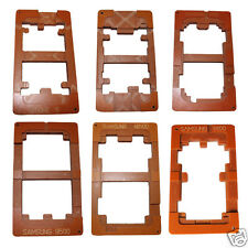 REFURBISHING REPAIR GLUE LCD TOUCH SCREEN DIGITIZER PLASTIC MOLD MOULD PART FOR