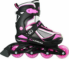 Lenexa Venus Girls Adjustable Inline Skate Size Small, Medium, Large