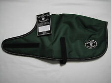 New Windhorse Hunter Green Dog Coat Warm Fleece Waterproof Winter Jacket Clothes