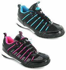New Women Mercury Flat Sport Fashion Trainers Size 3-8