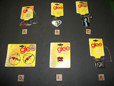 COREY MONTEITH  Glee Themed Jewelry- Necklaces-Rings-Earrings All Brand NEW